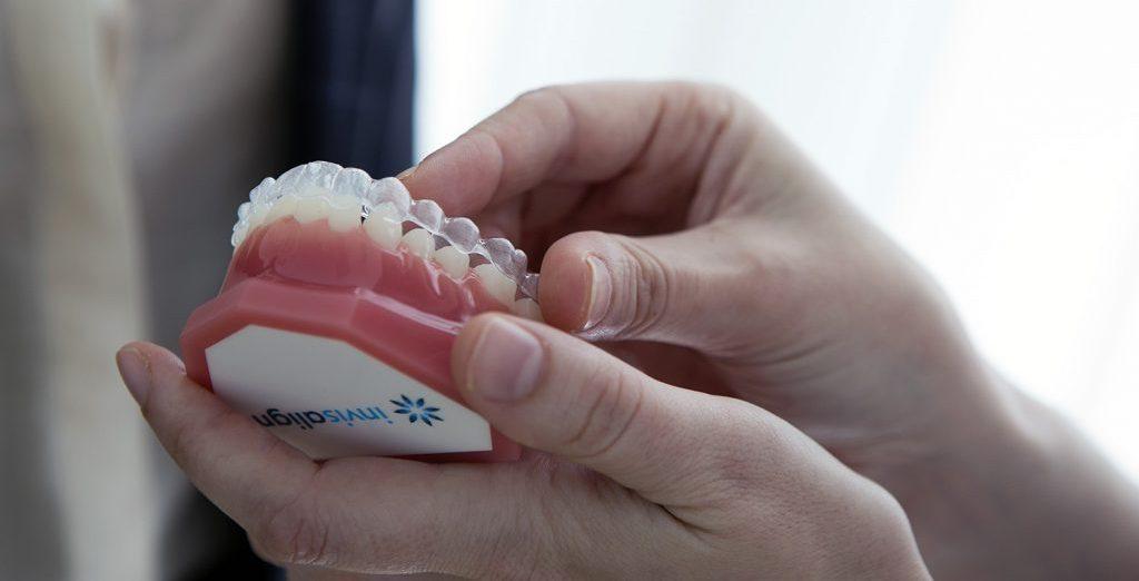 Invisalign tratamiento de ortodoncia invisible