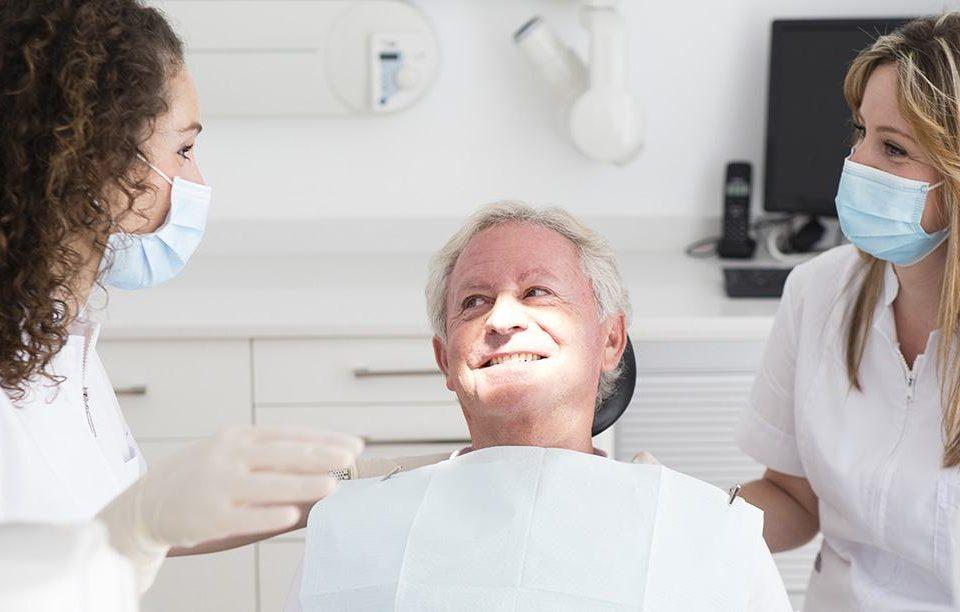 Diagnostico y tratamiento de paciente