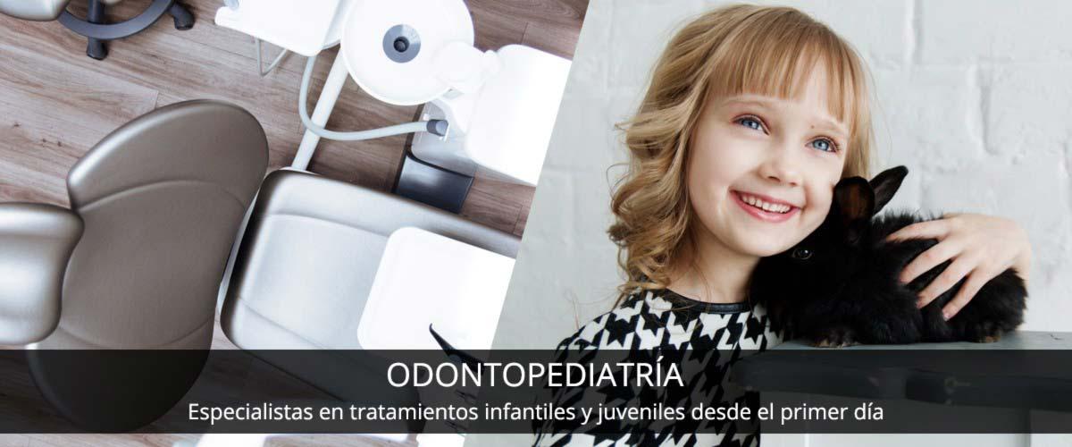 Dentistas especializados en tratamientos para niños