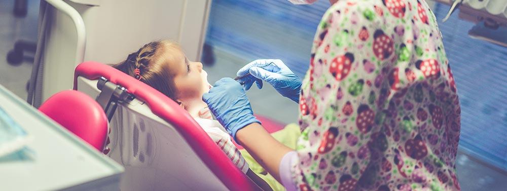 La sedación en los tratamientos dentales para niños