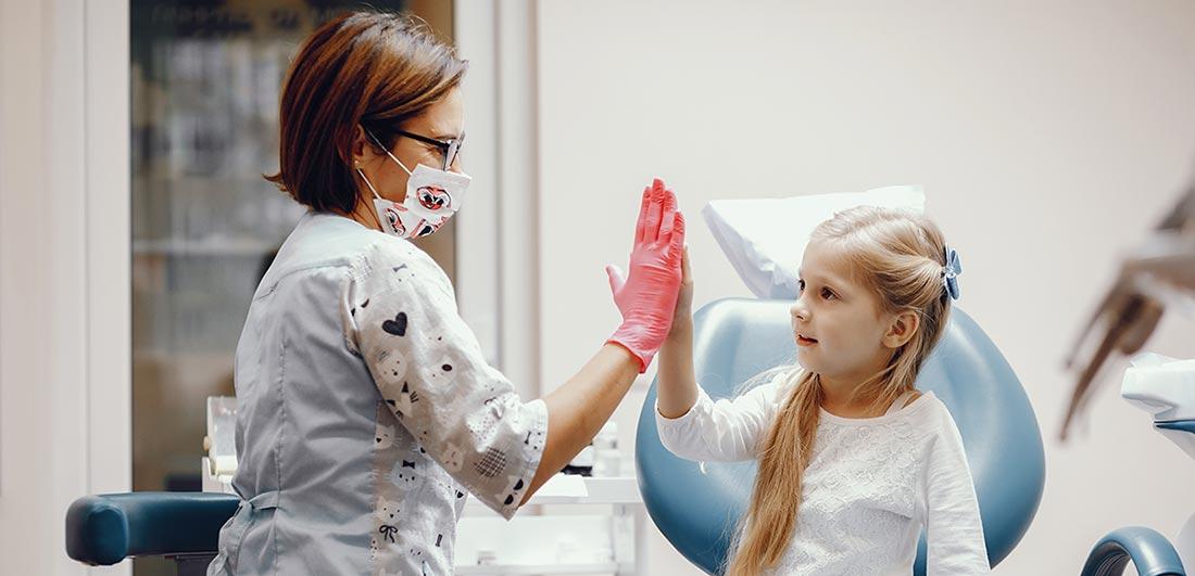 odontopediatría sedación niños dentista